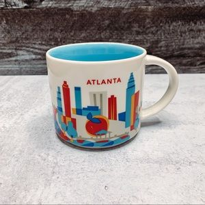 Starbucks 'Atlanta' You Are Here 14 fl oz Mug